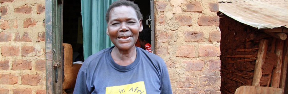 Hope Ofiriha microcredit recipient