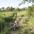 Motorcycle for HIV-AIDS program in South Sudan