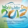 World Water Day March 22th 2012