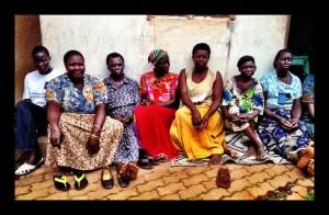 Women in Hope Ofiriha's micro-loan
