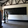 Newly built classroom Mairo Primary School